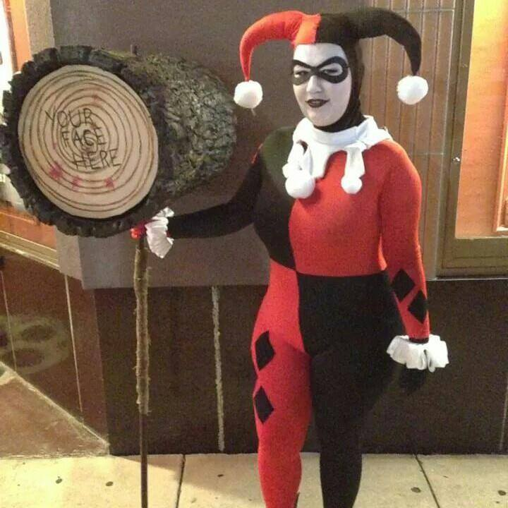 My Harley Quinn Costume by veririaa