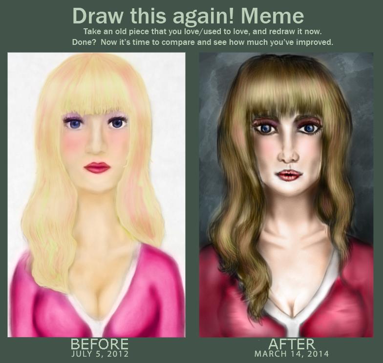 Draw This Again! Meme - C'ren Bieber/Bleber by el-Jimmeister