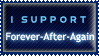 I Support Forever-After-Again Stamp - REQUESTED by el-Jimmeister