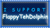 I Support FlappyTehDolphin - REQUESTED by el-Jimmeister