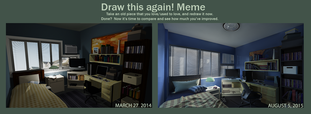 Draw this again my room by el jimmeister on deviantart for Draw my room