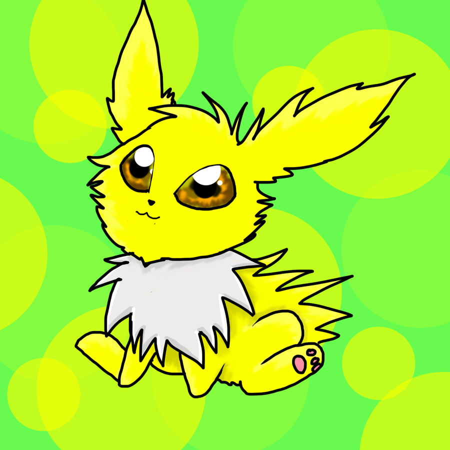 Displaying 20> Images For - Baby Jolteon...
