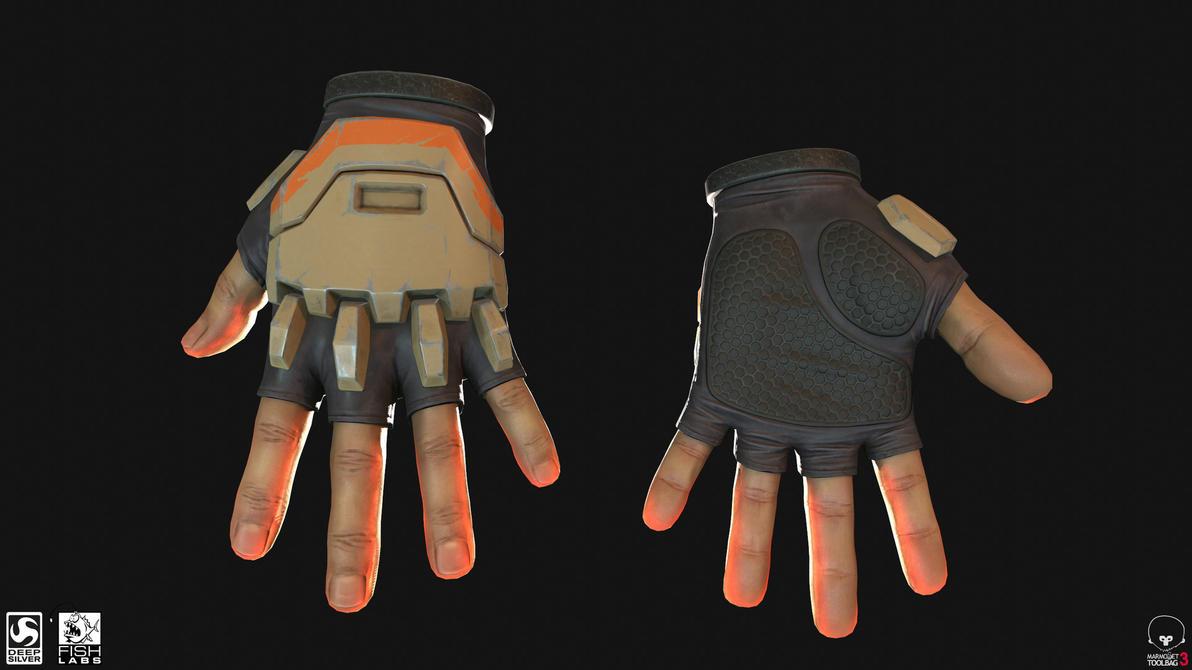 Vr hand 2 by Dantert