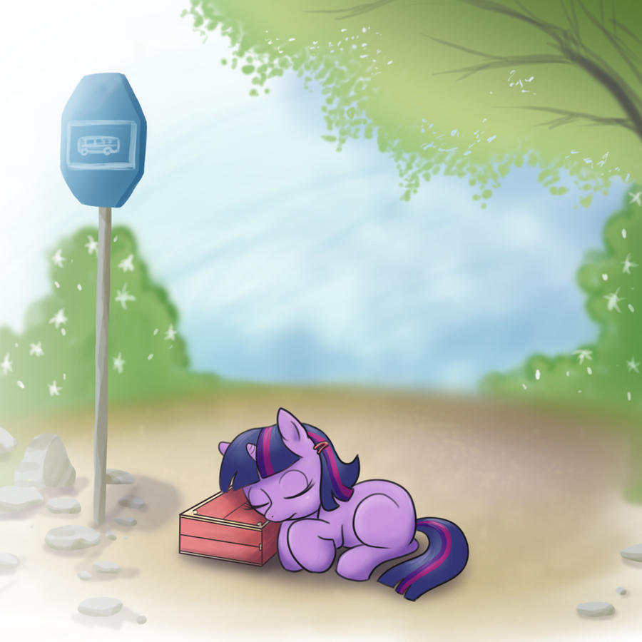 waiting for daddy by CSImadmax
