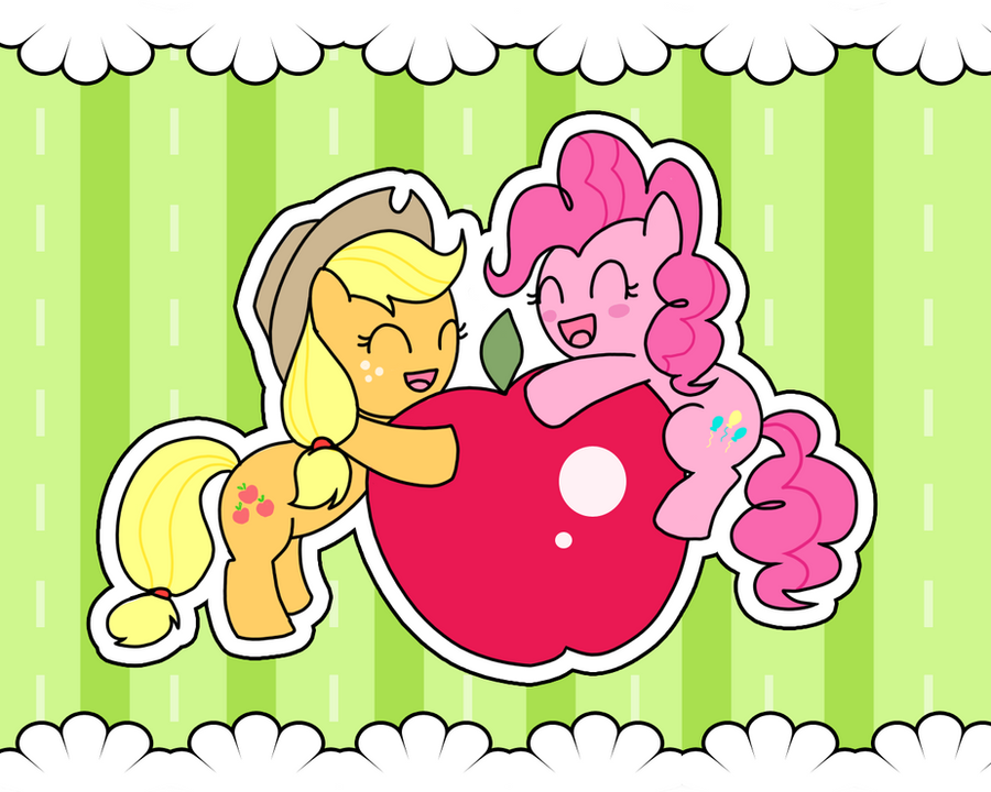 sweet apple by CSImadmax