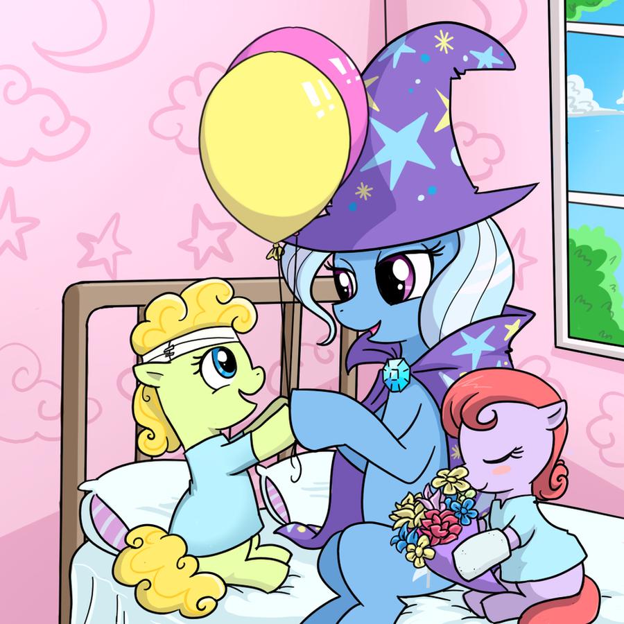 good pony by CSImadmax