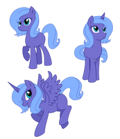 a different kind of luna by CSImadmax