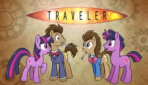 traveler end