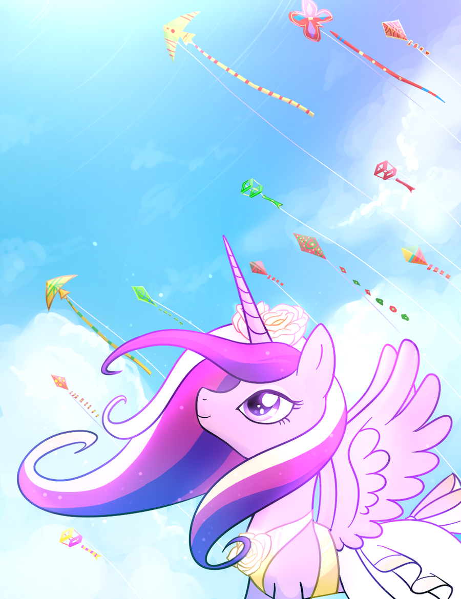 Princess Cadence by CSImadmax