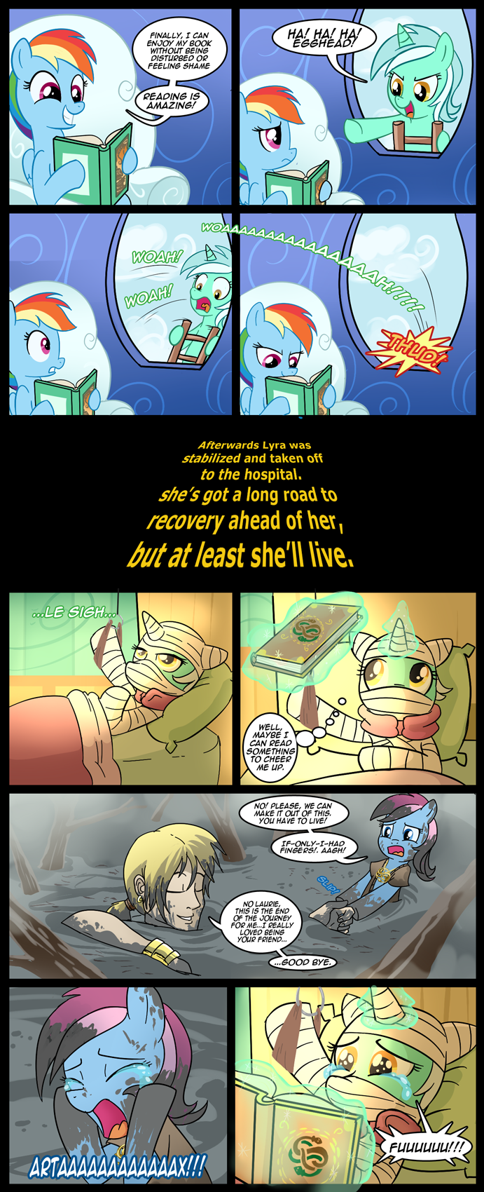 reading is amazing by CSImadmax