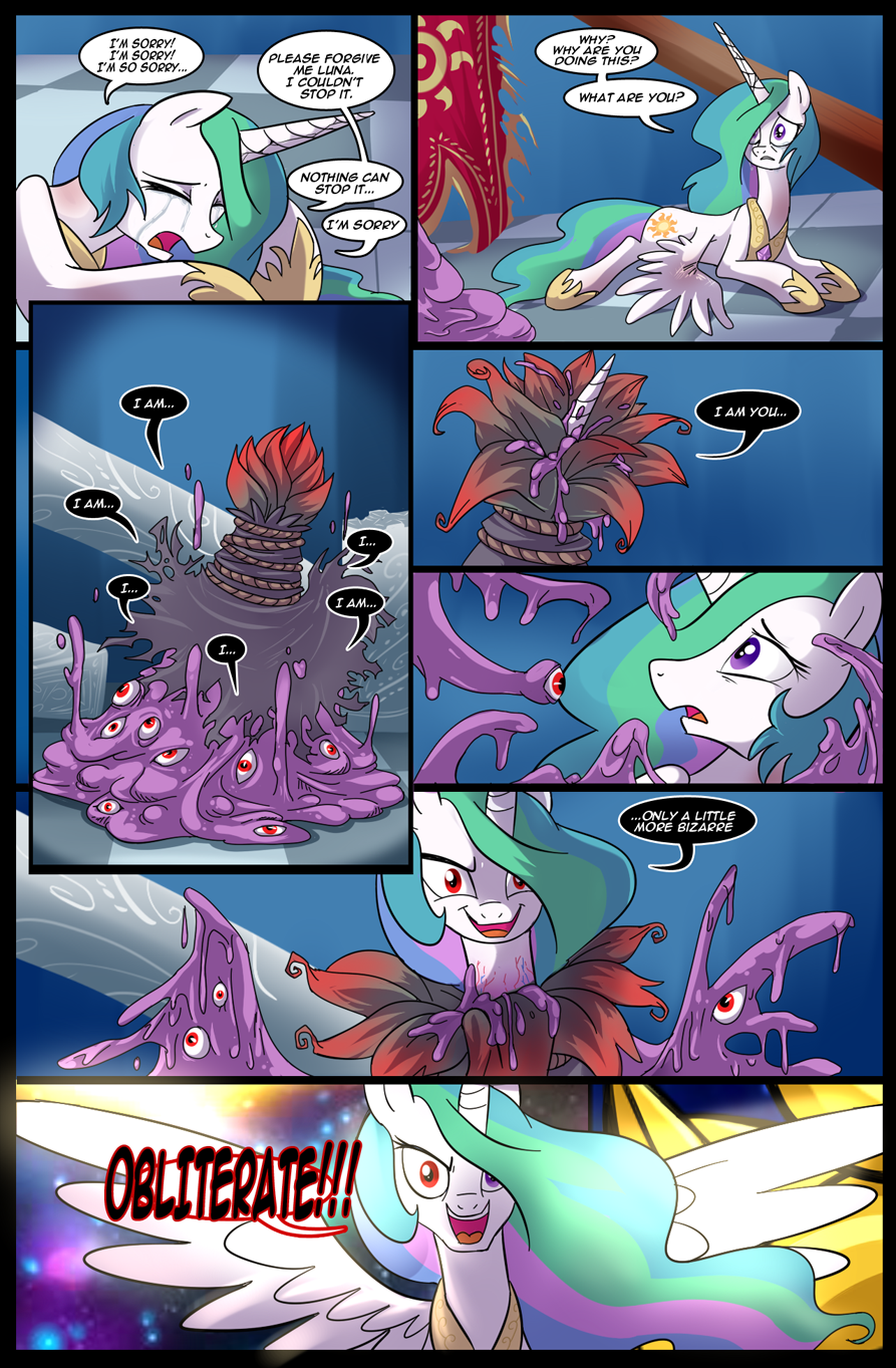 Battle for Equestria 09 by CSImadmax
