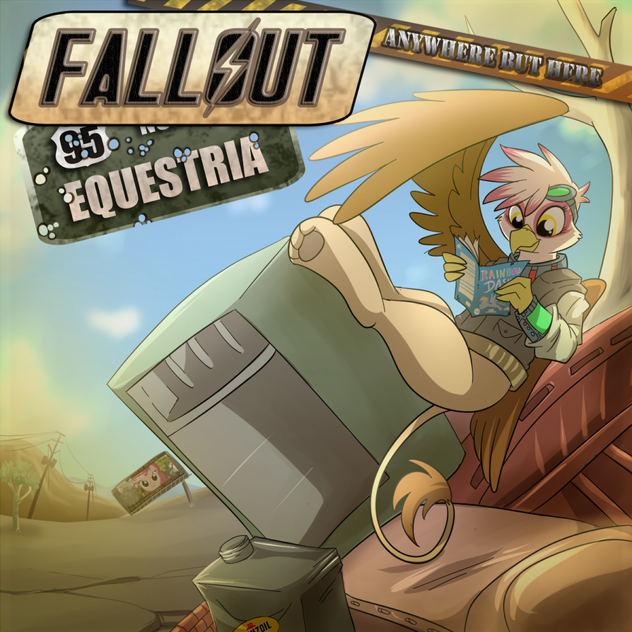 FOE anywhere but here by CSImadmax