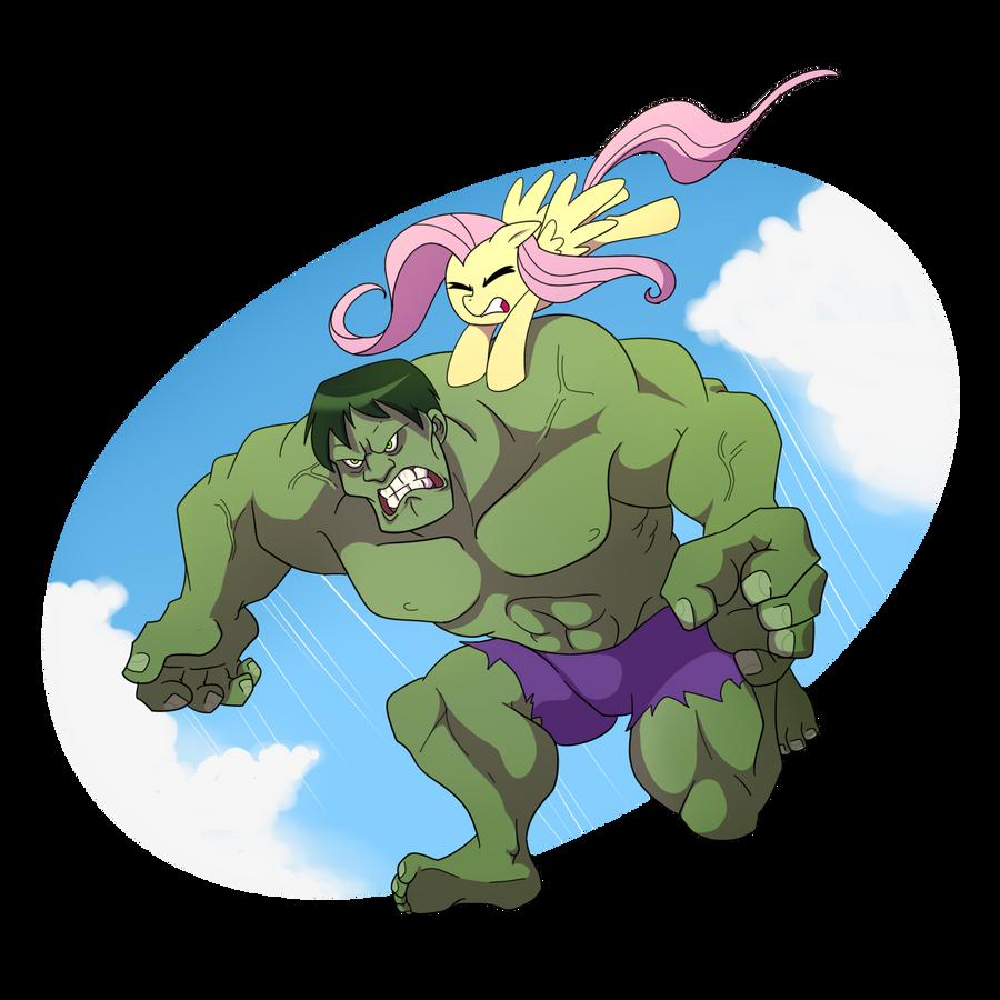 Hulk jump by CSImadmax