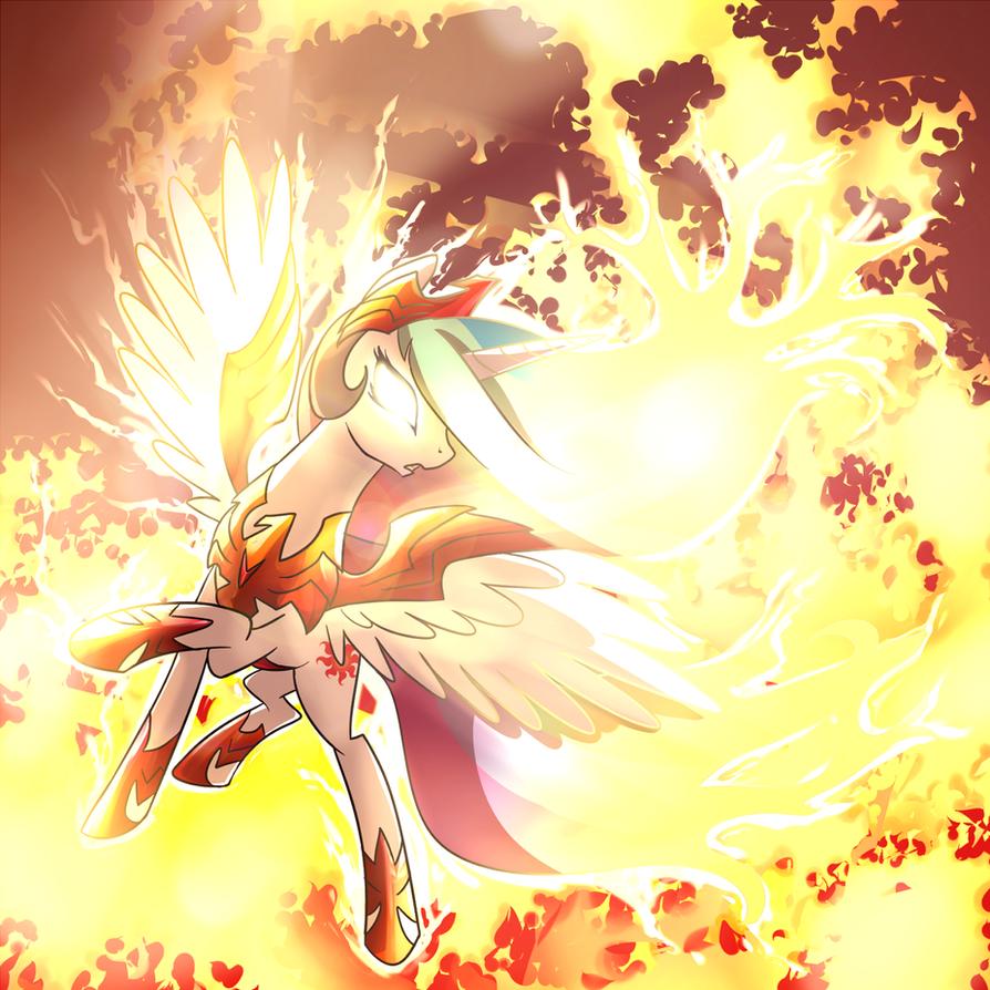 Phoenix Celestia by CSImadmax