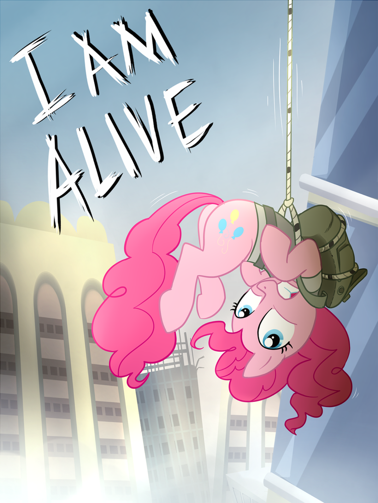 I am alive! by CSImadmax