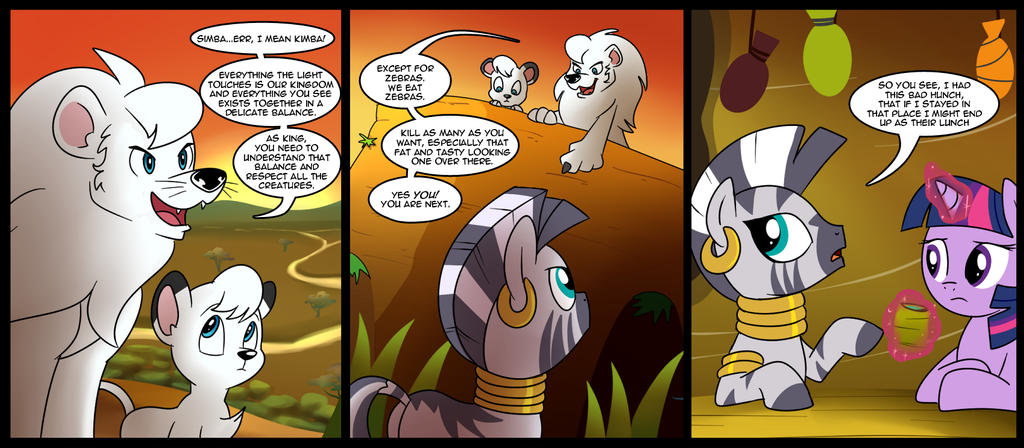 Zecora origins by CSImadmax