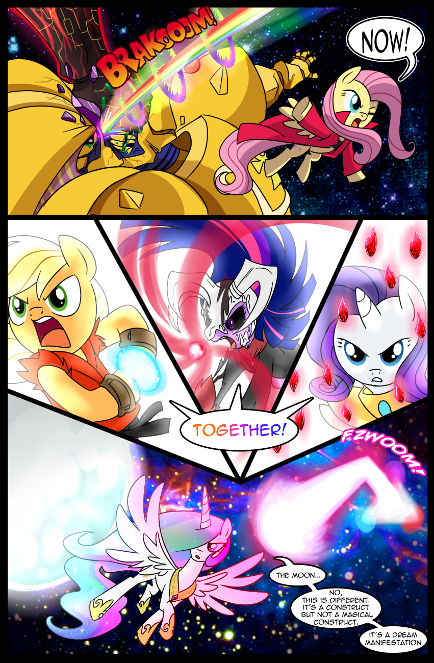 Battle for Equestria 12 by CSImadmax