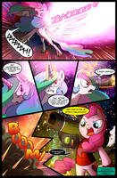 Battle for Equestria 13 by CSImadmax