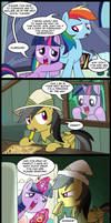 Daring do and the darkness stalker