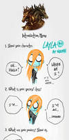 AH: Layla Meme