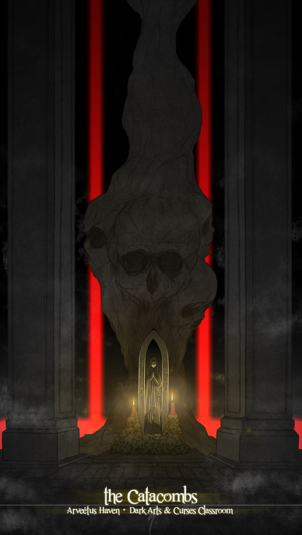 (Somewhere In) The Catacombs