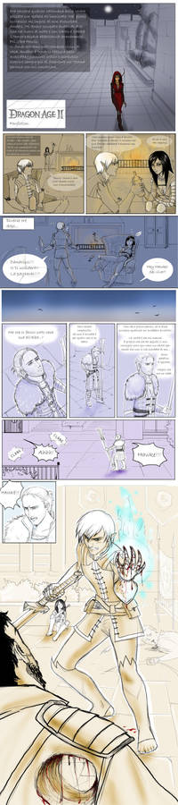 Anders,Hawke -without you-