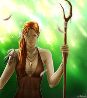 Elf by Lilithblack