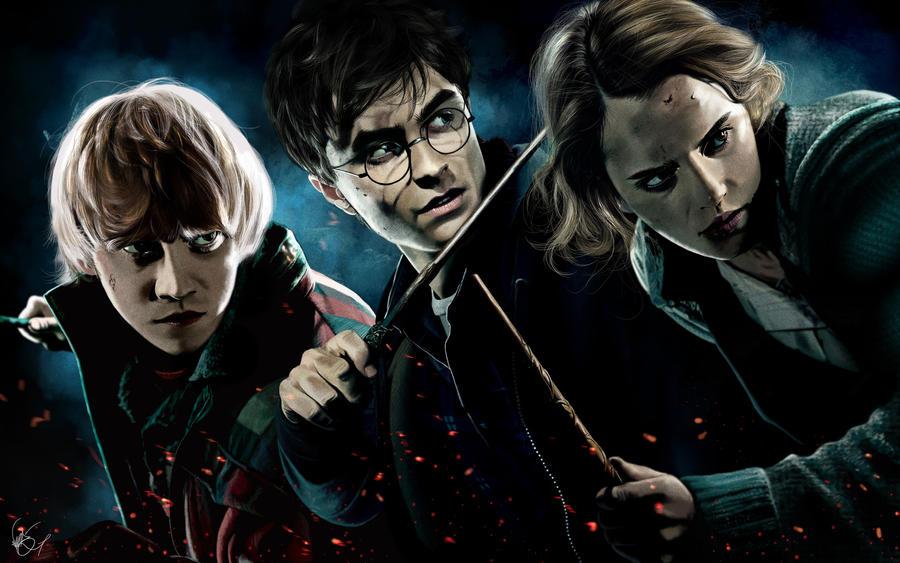 Harry Potter by SnobVOT