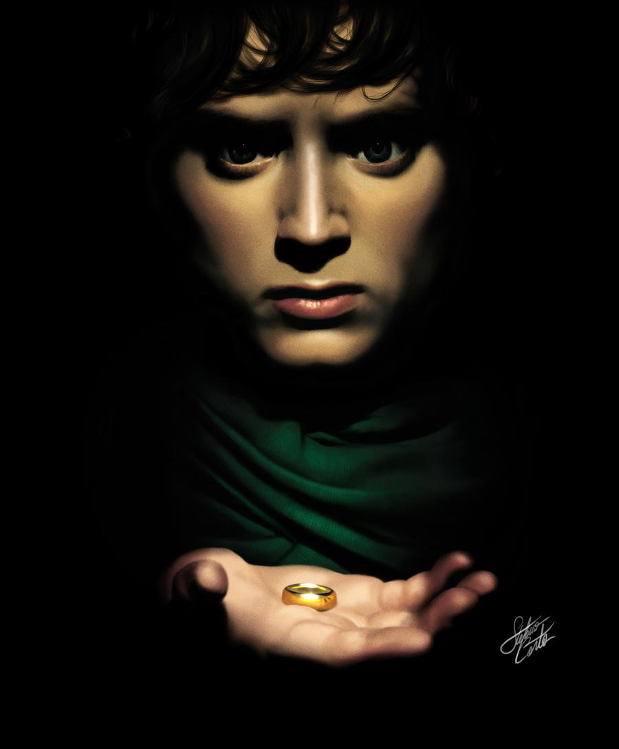 Frodo Baggins by SnobVOT