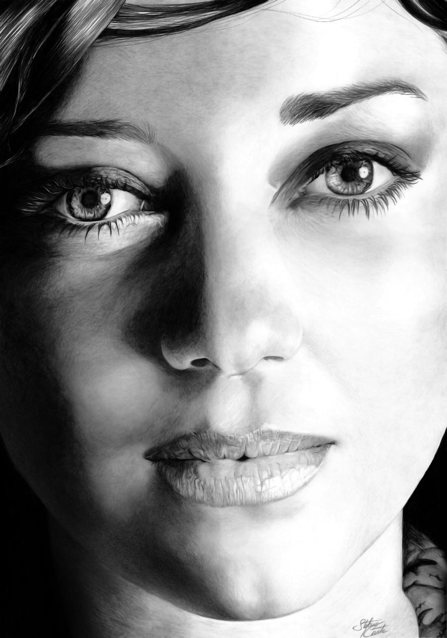 Marion Cotillard by SnobVOT