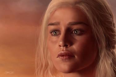 Daenerys by SnobVOT