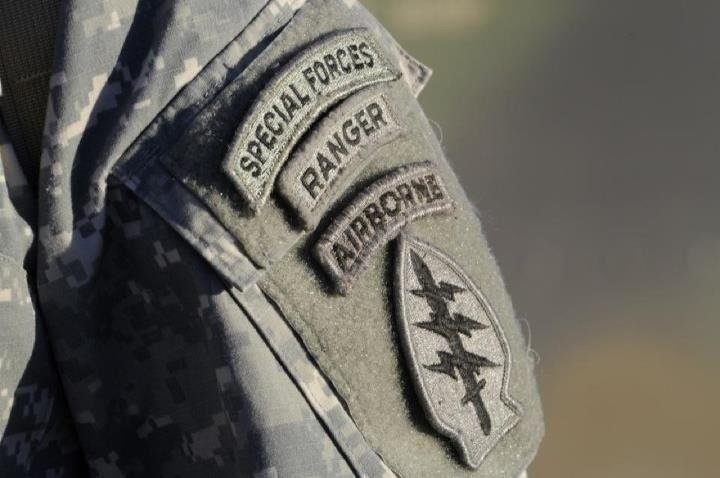 US Army Ranger Tab By TinyCitizen3