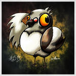 Pokemon of the Week - Pidove by Noyle