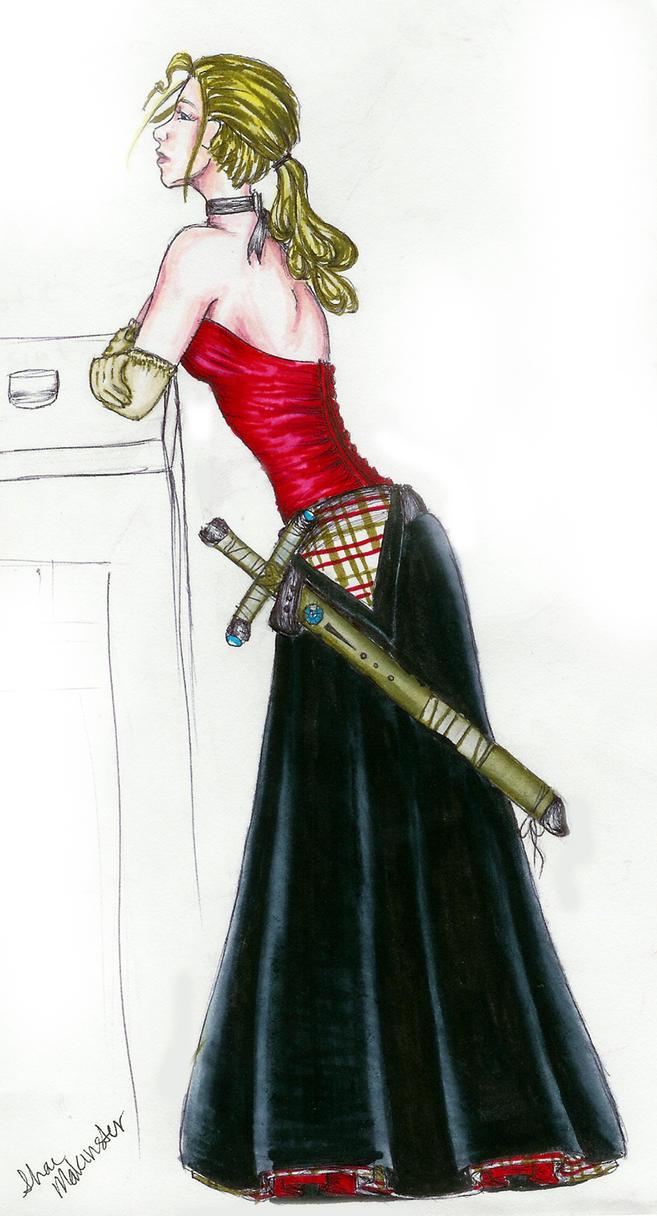 Scottish Warrior Scottish warrior 2 by taede