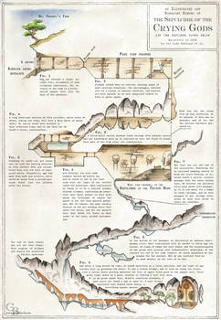 Sepulchre of the Crying Gods map