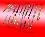 Sword types 3