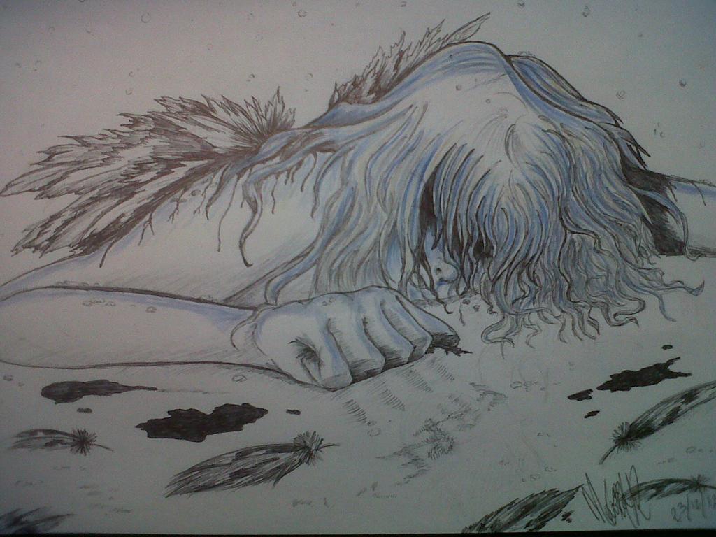 broken dreams by kayfullcolor