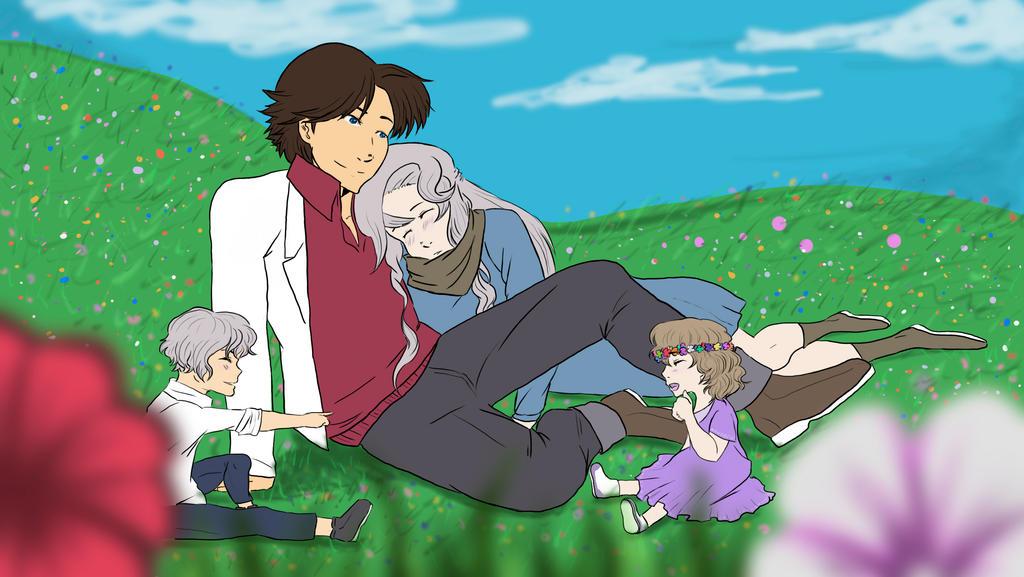 family by kayfullcolor