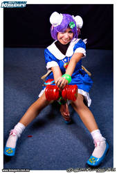 Magical girl Mii-tan