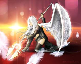 ANGEL OF HOPE by ernestogod