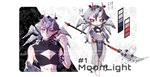[SET PRICE] MOONLIGHT ADOPTABLE #1 (OPEN) by chimcanhcutt