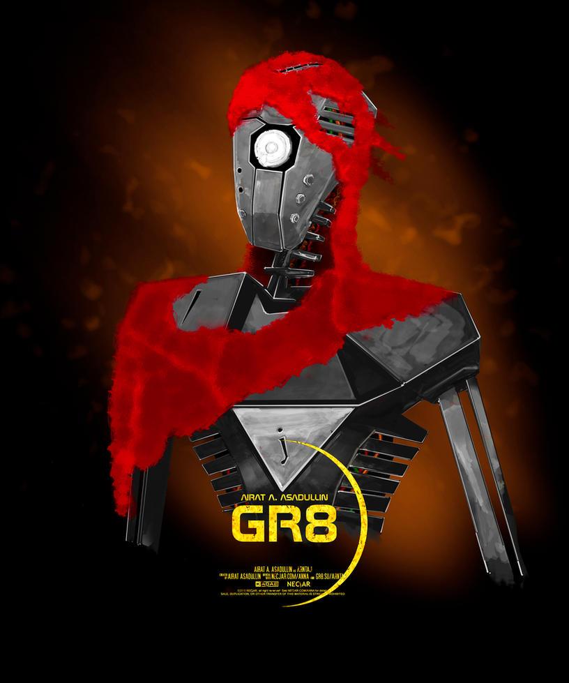 GR8: CAN9 DROjD by Kadae