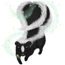 Fairy Dust Skunk