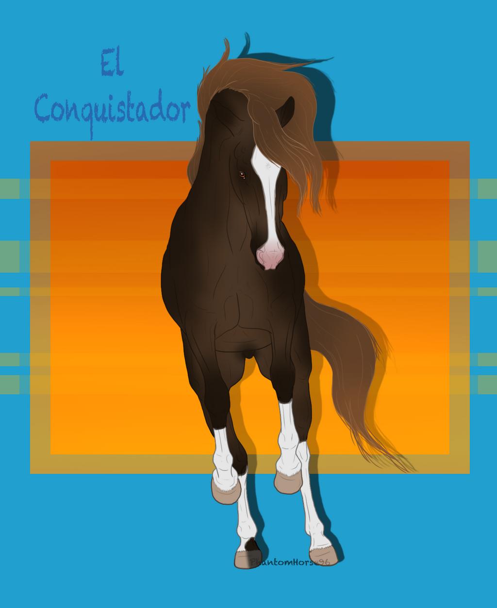FSS El Conquistador by PhantomHorse96