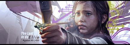 Last of Us Ellie Signature by Chalkali