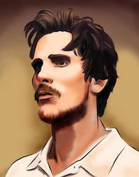 Mr. Bale by lestatslover