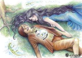 Syn and Yuka - 2nd version by LauraPex