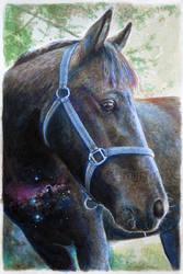 Nebula horse