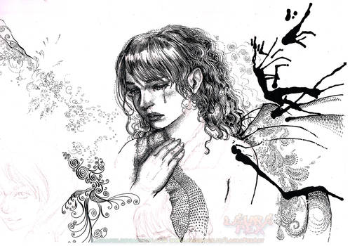 Some Inktober doodles - 2