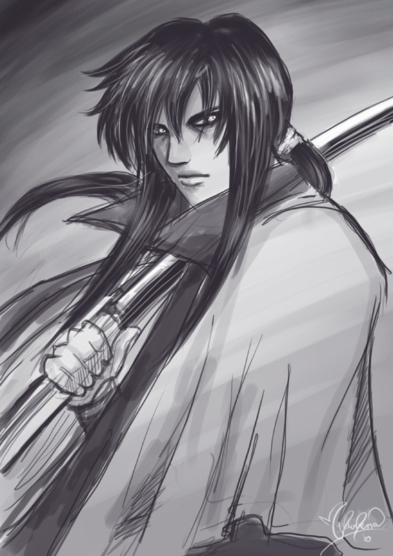 .: Seijuro Hiko :. by zsami on DeviantArt